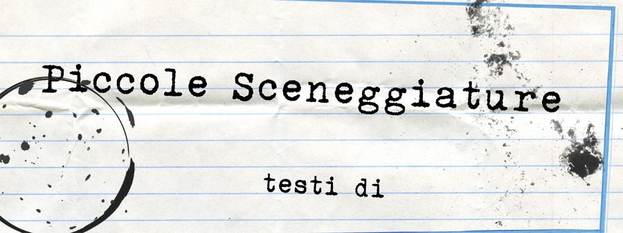 Logo Piccole Sceneggiature